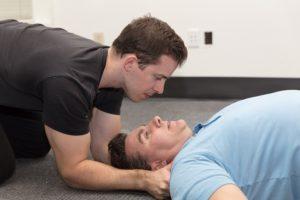 Head injury - first aid training